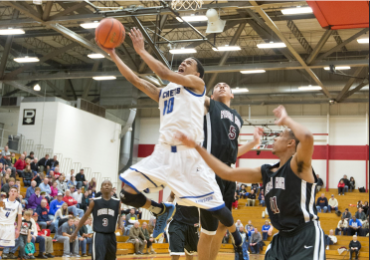 Morton 'stagnant' in semifinal loss to Normal West; Lanphier into final